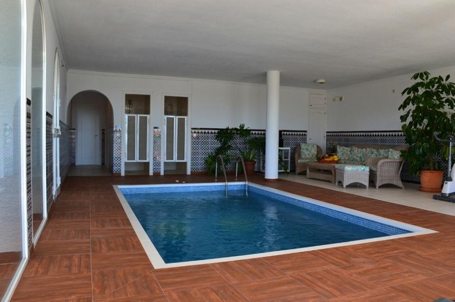 VLA indoor pool
