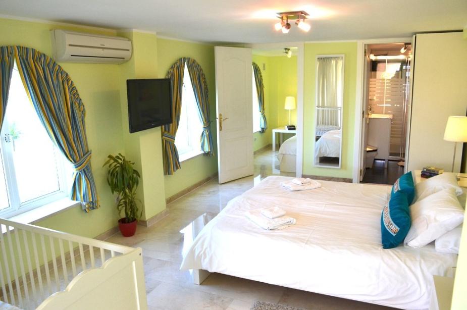 Villa los Arcos bedroom apartment 2
