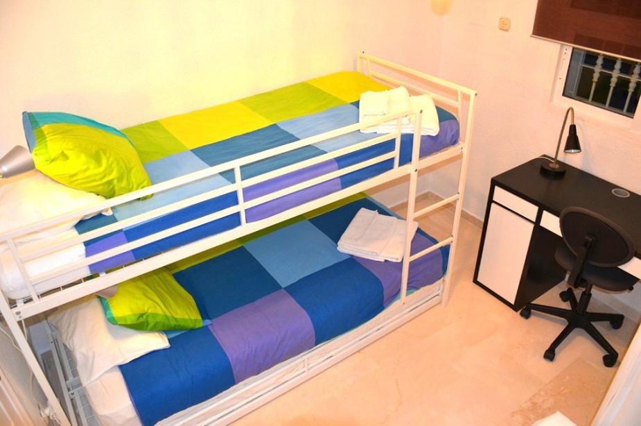 Villa los Arcos bedroom child 1