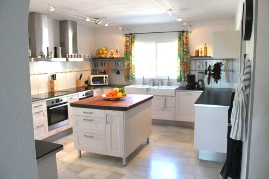 Villa los Arcos kitchen