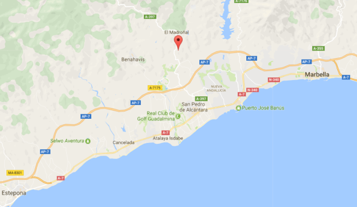 lara location