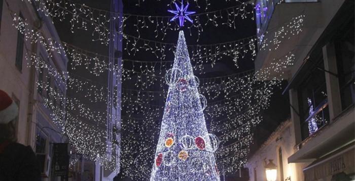 christmas villa in Marbella