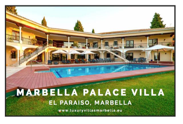 Marbella Palace Villa