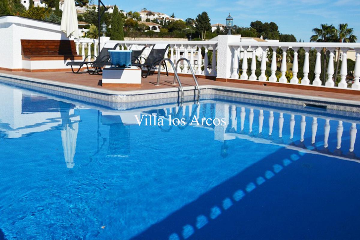 Villa Marbella holiday rental