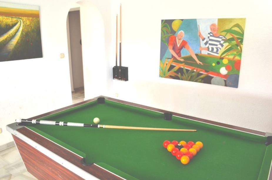 Villa los Arcos Pool