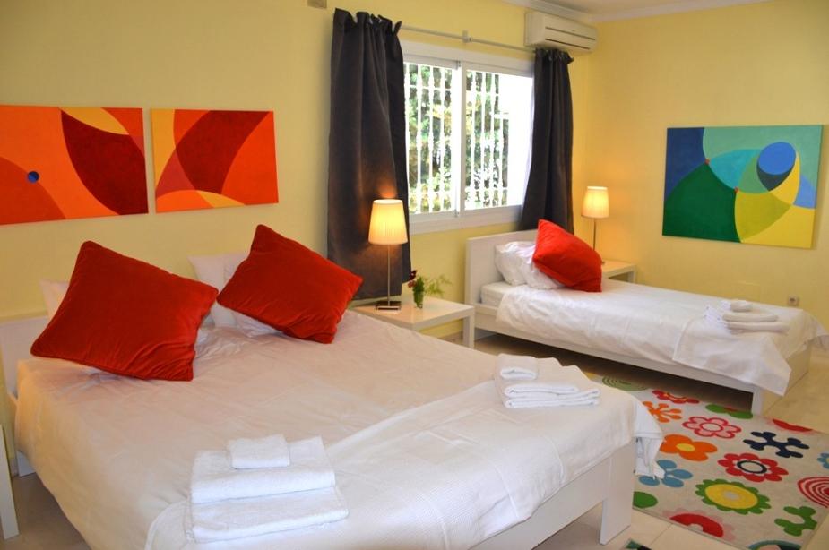 Villa los Arcos bedroom 1