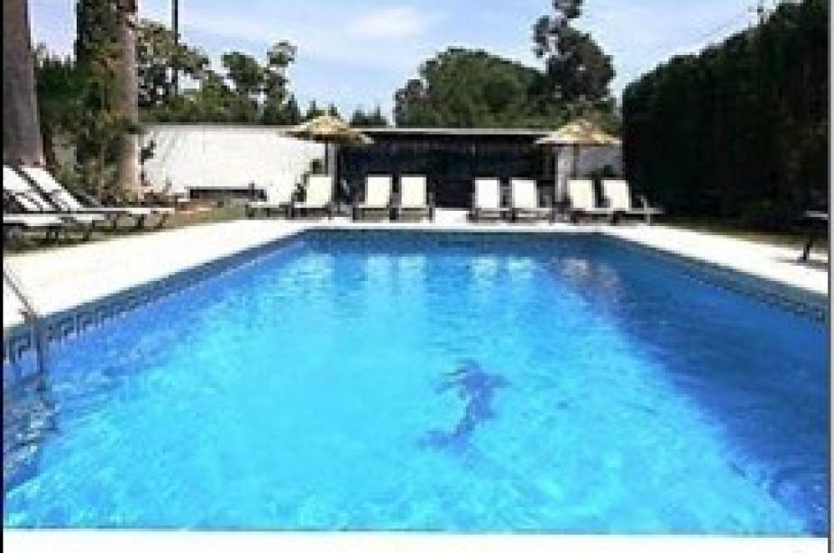 Villa Vega pool3