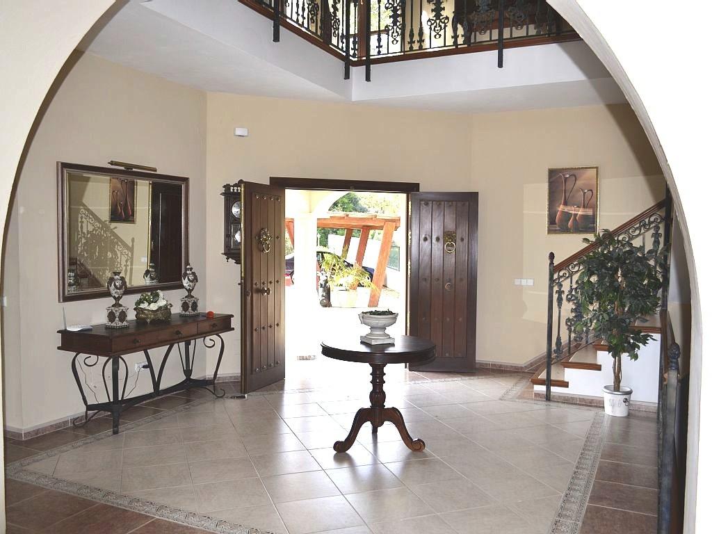 Villa Rica entrance