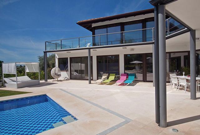 6 bedroom villa in Marbella