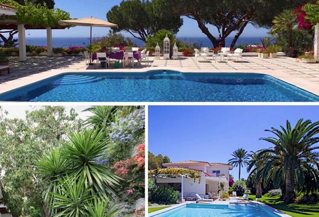 large villas in Spain