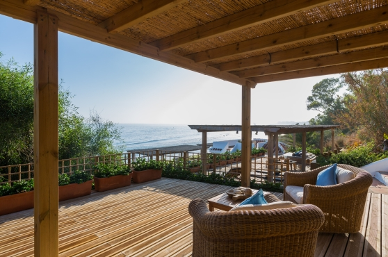 Marbella holiday villa 27 bedrooms beach house 3