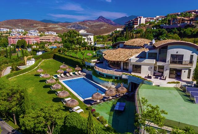 Marbella villas - Villa el Cano