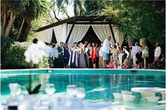 Marbella wedding villa wedding