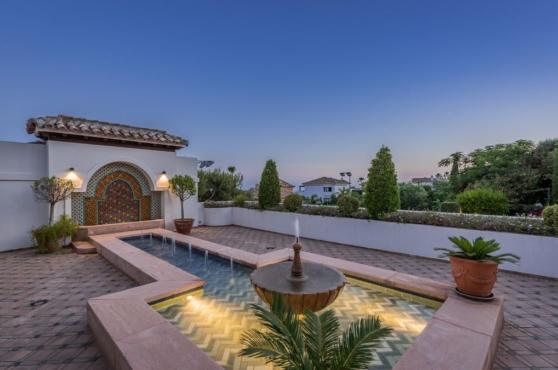 Holidays in Marbella Villa Blanca 15