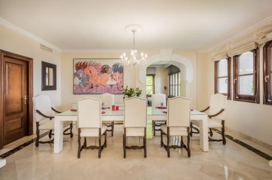 Holidays in Marbella Villa Blanca 20