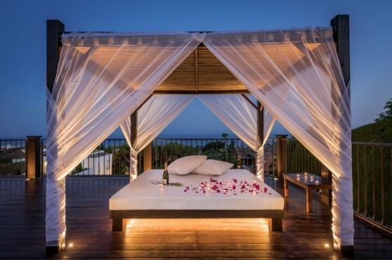Holidays in Marbella Villa Blanca 7