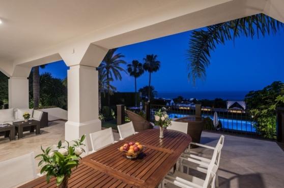 Holidays in Marbella Villa Blanca 8