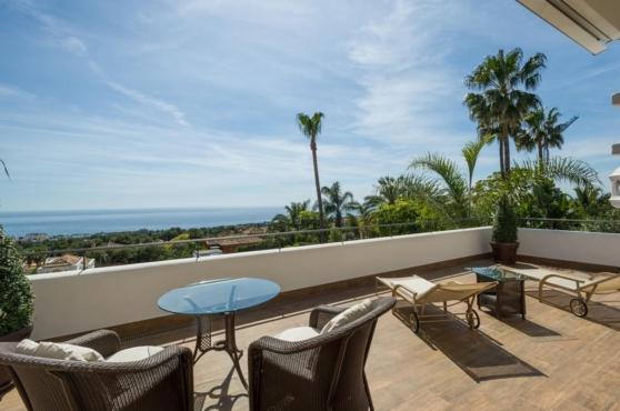 Holidays in Marbella Villa Blanca 9