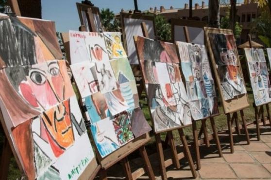 Activities in Marbella art
