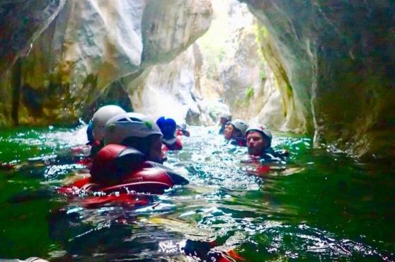 Activities in Marbella caves