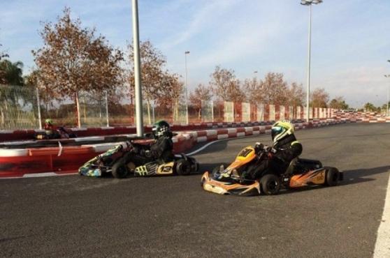 Activities in Marbella karting