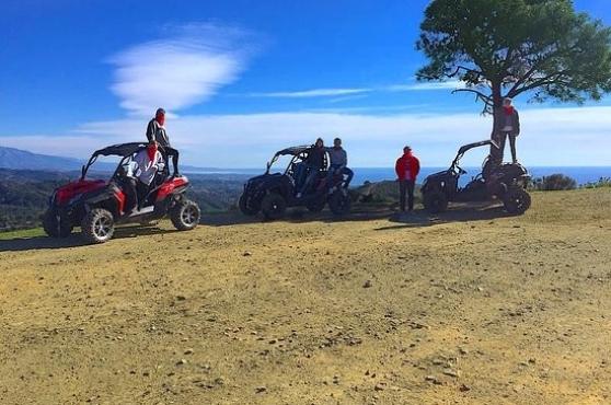 Activities in Marbella mud buggies