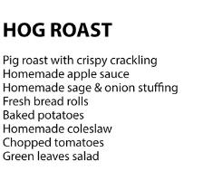 marbella hog roast