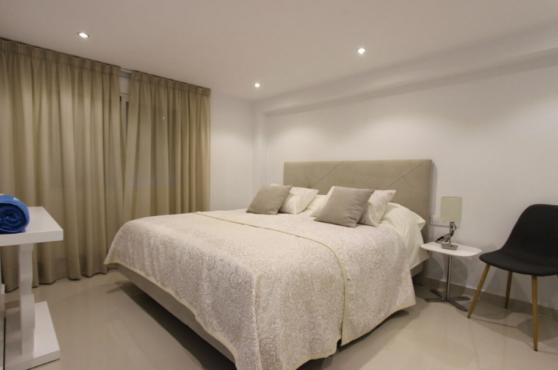 Villa Domino Elviria double bedroom 3