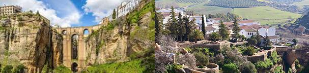 villas in ronda