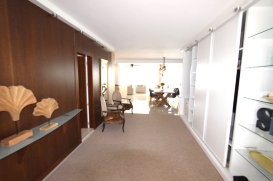 Villa Domino Marbella sleeps 22 – hallway entrance