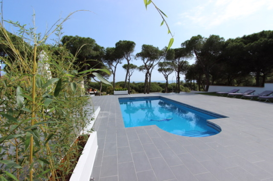 Villa Domino Marbells sleeps 22 – swimming pool