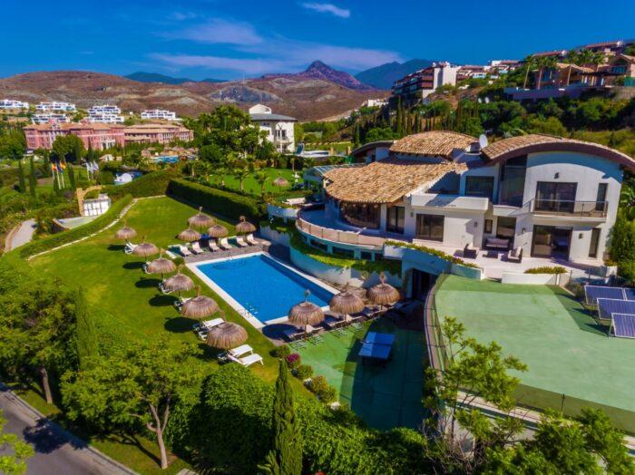 Villa el Cano luxury villa marbella