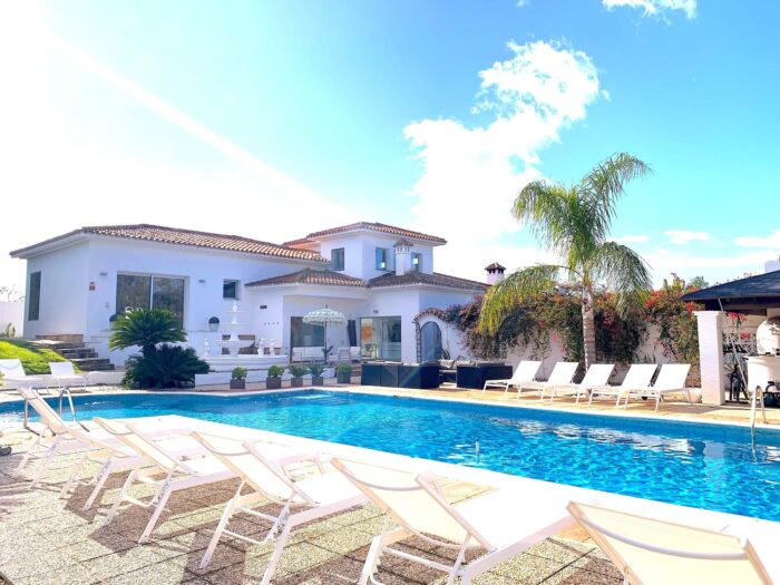 Photo of Villa Artis villas sleep 10-15 people Marbella